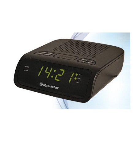Laikrodis su radija Roadstar CLR-2530