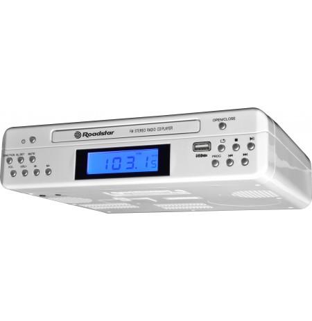 Virtuvinė radija-laikrodis Roadstar CLR-2540UMP