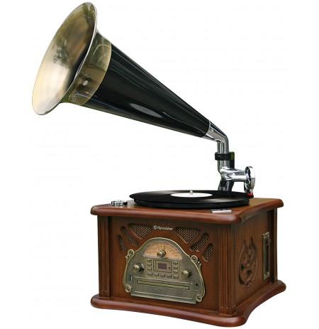 Muzik.cent.su plokšt. grot.Roadstar HIF-1850TUMPK