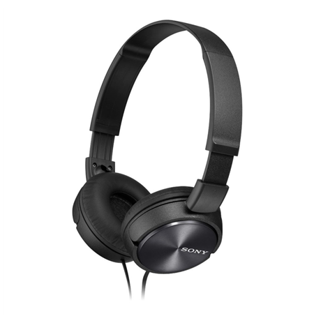 Sony headphones MDR-ZX310APB ZX Series Stereo Headset, black