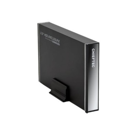 CHIFETEC ALU.BOX for 2.5 S-ATA HDD USB3.