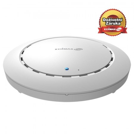 Edimax CAP1200 PoE Dual Band 2.4/5GHz,Access Point 802.11ac, 28dBm,Ceiling-Mount