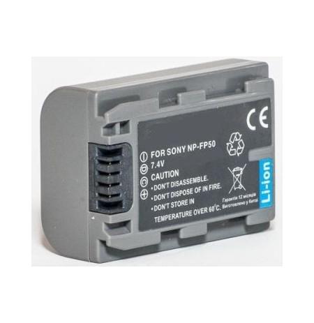 Sony, baterija NP-FP50
