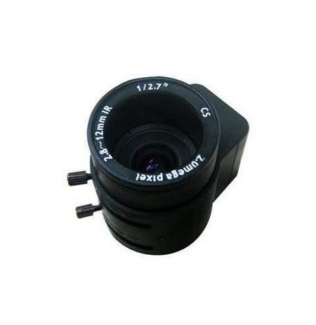 "Objektyvas HD 1/2,7"" 2.8-12mm XD02812GMP"