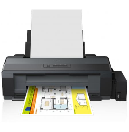 Epson L L1300 Colour, Inkjet, Printer, A3+, Black