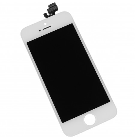 Ekranas iPhone 5 (Baltas)