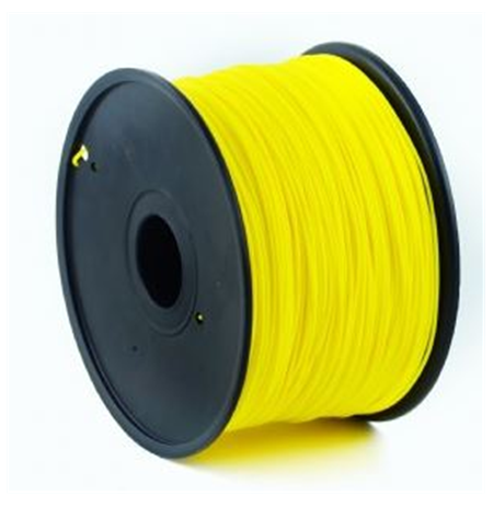 Flashforge ABS plastic filament 1.75 mm diameter, 1kg/spool, Yellow