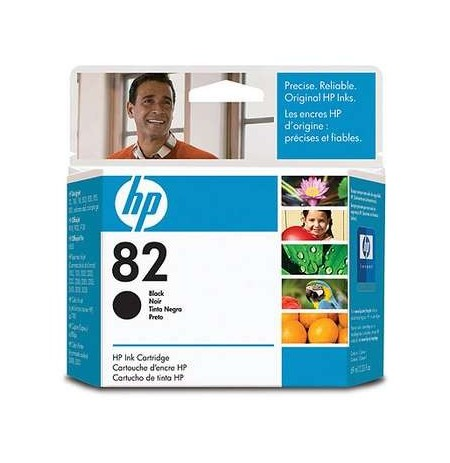 HP 82 ink black 69 ml