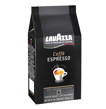 Lavazza Caffe Espresso  Coffee Beans, 100% Arabica, 1000 g