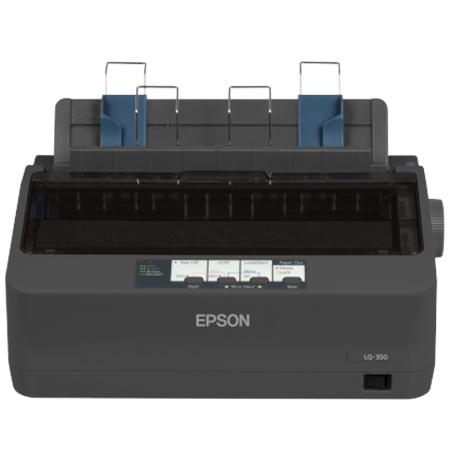 Epson LQ-350 Dot matrix, Printer, Black/Grey