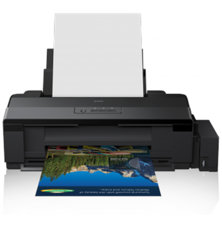 Epson L L1800 Colour, Inkjet, Printer, A3+, Black