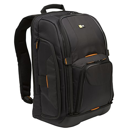 Case Logic SLRC-206 SLR Camera/Laptop Backpack Interior dimensions (W x D x H) 119.4 x 391.2 x 264. mm