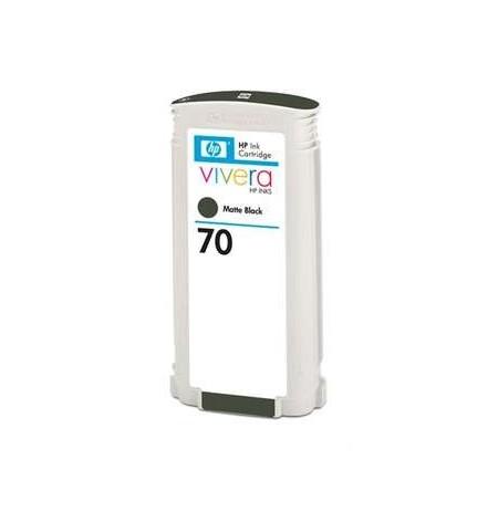 HP 70 ink matte black 130 ml Vivera