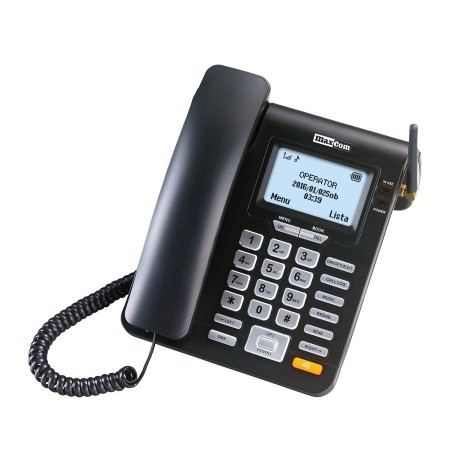 MAXCOM COMFORT MM28- su SIM kortele