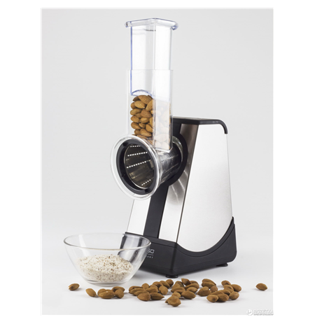 Caso CR4 Multigrater Stainless steel/ black, 200 W