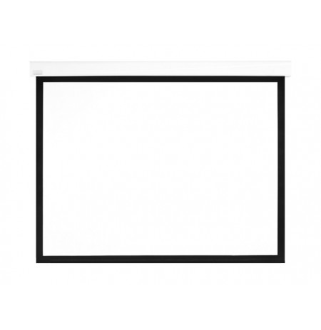 M 1:1 Motorized Projection Screen Deluxe