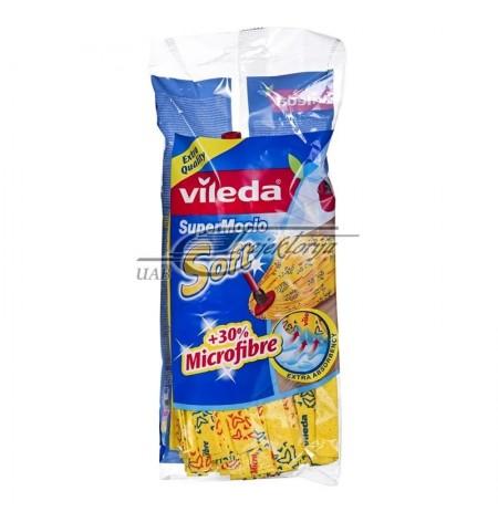 Priedas šluostei VILEDA SuperMocio Soft