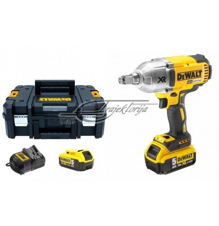 "Impact wrench aku 1/2 ""XR 18V DEWALT DCF899HP2"