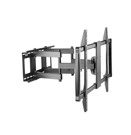 Sunne Wall Mount, 60-100-EA, Maximum weight (capacity) 80 kg, Black