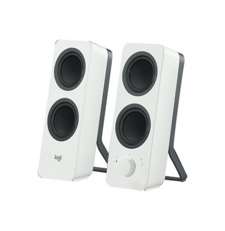 LOGI Z207 BT Computer Speaker OFF WHITE