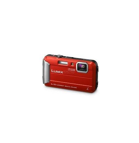 Fotoaparatas skaitm. Panasonic DMC-FT30EP-K