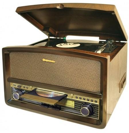 Muzik.cent.su plokšt. grot.Roadstar HIF-1937TUMPK