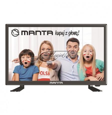 "TV 22"" LED Manta LED220Q7 (50Hz, USB multi)"