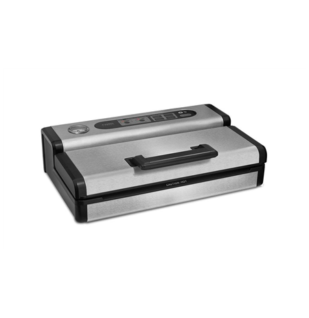 Caso Vacuum sealer  FastVAC 1200  Stainless steel / black, 130 W