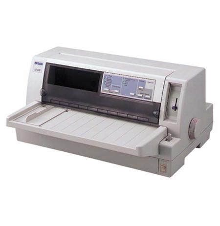 Epson LQ-680 Pro Dot matrix, Printer, White/Grey