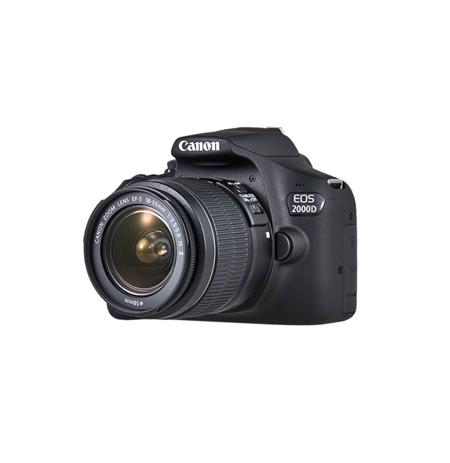 Canon EOS 2000D 18-55 IS II EU26 SLR Camera Kit