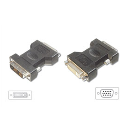 DVI-I female - HD DSUB male adapter