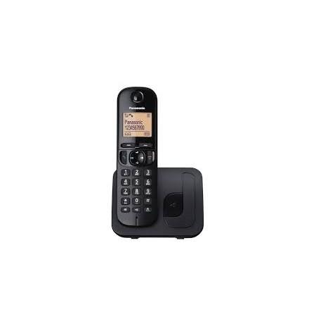 Telefonas bev. Panasonic KX-TGC210FXB