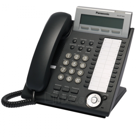 Telefonas Panasonic KX-DT343CE-B