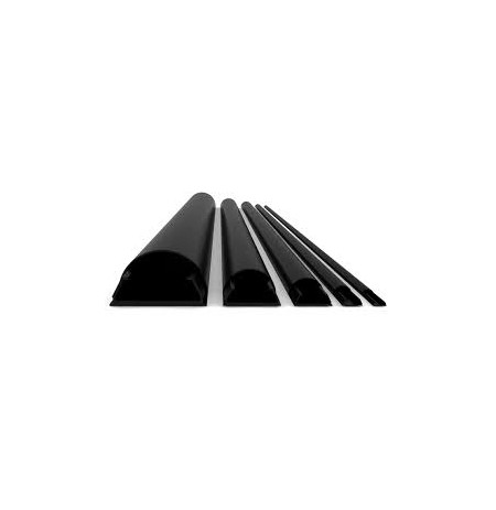 Apdailos juost.M Cable Cover black 33mm-1100mm