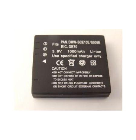 Baterija Panasonic CGA-S008
