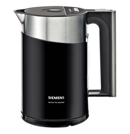 Siemens TW86103P Water Kettle Cordless Black