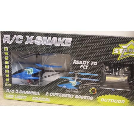 Vaikiškas malūnsparnis Starkid R/C X-SNAKE 68161